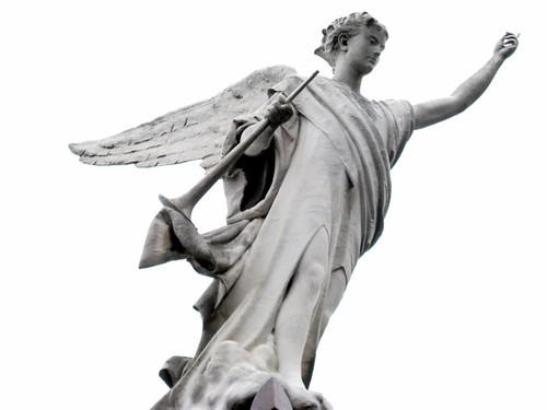 Cemitério da Recoleta.