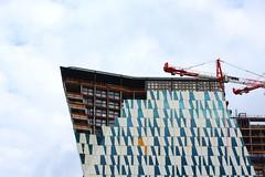 (Anders Hansen) Tags: sky architecture modern contemporary center danish bella architects danmark dansk arkitektur øresund ørestad arkitekter comwell 3xn kontemporar
