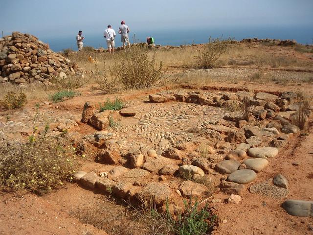 Posicion de Sidi Dris, en el Rif (Marruecos). Heroicamente defendida el jueves 2 de junio de 1921, durante el Desastre de Annual. Honor a los héroes 3.