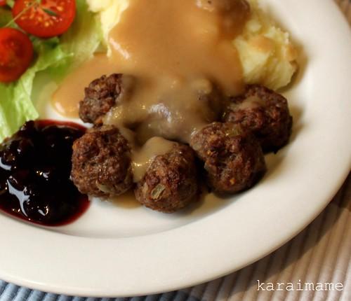 Lihapulla - Finnish meatballs