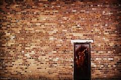 (andrewlee1967) Tags: cameraphone door uk england mill britain bricks gb stalybridge rustycrusty andrewlee tameside mywinners andrewlee1967 samsungs5230