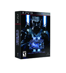 Star Wars: The Force Unleashed II PS3 Collector's Edition