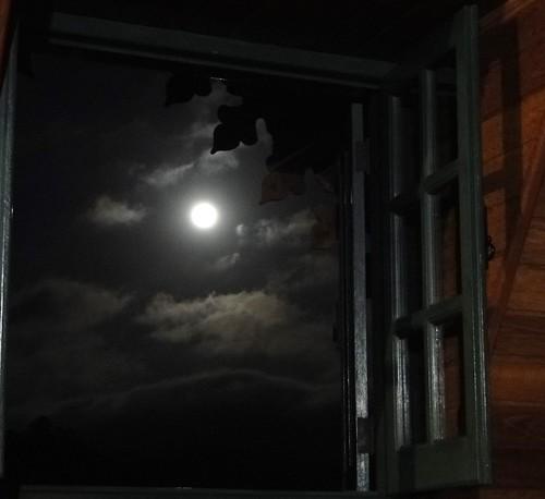 Noite de lua...