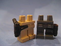 Holsters! (Da-Puma) Tags: cool gun lego military holster brickarms