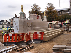 NEW WAR MEMORIAL.281010 (spikeswurda) Tags: uk olympus norwich cenotaph warmemorial mju9000
