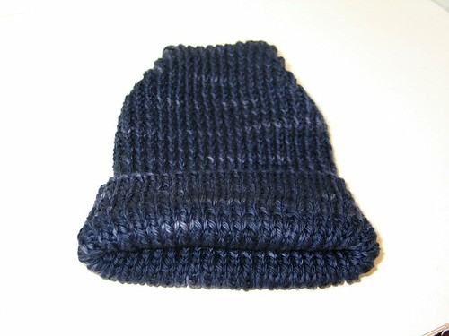 Simple Slouchy Hat