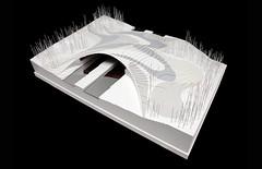 Balmori/Studio MDA 3 (Associated Fabrication) Tags: model architectural associatedfabrication cnc mdf 2010 balmoriassociates sudiomda