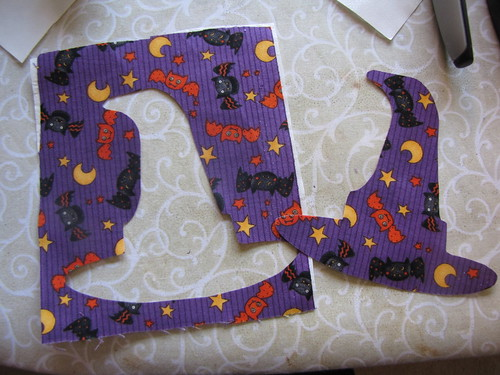 DIY Baby's First Halloween Costume: Onesie Applique