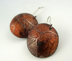 polymer & copper (metalartiste) Tags: polymerclay copper naftali electroformed