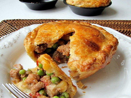 Pork Menudo Pie