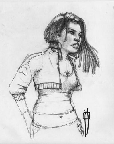 woman sketch-2