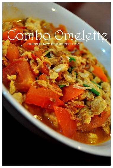 Potluck Lunch: Combo Omelette