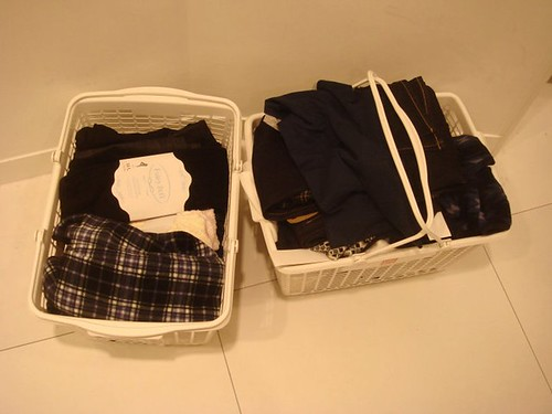 Uniqlo basket