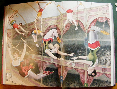 The Circus book from Taschen at Flutter