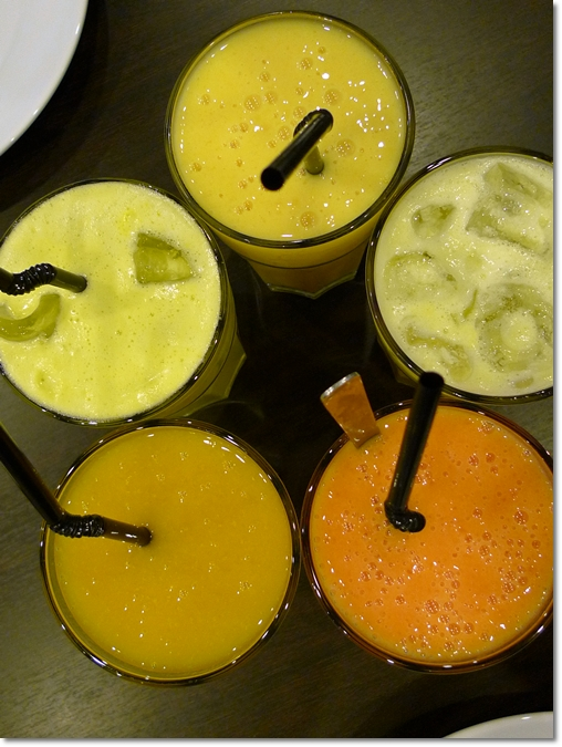 Lassi & Juices