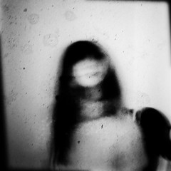 (Kristamas is haunted) Tags: selfportrait sausage squareformat ixtlan kristamas blindphotographers klousch