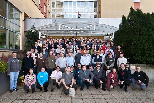 Drupal Hétvége 2010 résztvevők by TeeCee
