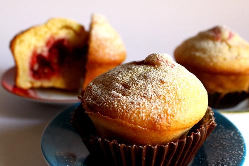 muffin al lampone 4
