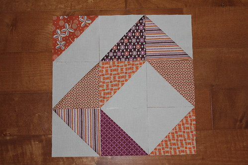 Half square triangle arrangement 3