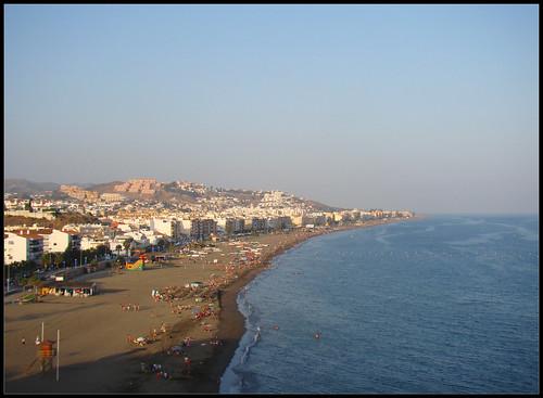 Panorámica Playa del Rincón