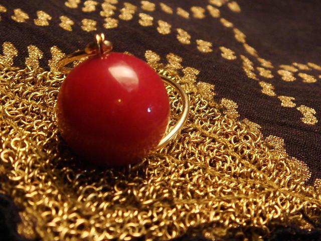 anillo gemmasu calcedonia tinta