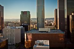 Downtown Los Angeles (scottdunn) Tags: la losangeles downtown kap kiteaerialphotography lightroom maxidopero fotografiaaéreacompipa photographieaérienneparcerfvolant photoparcerfvolant dunecam olympusep1 fesseldrachenluftbildfotografie urbankap