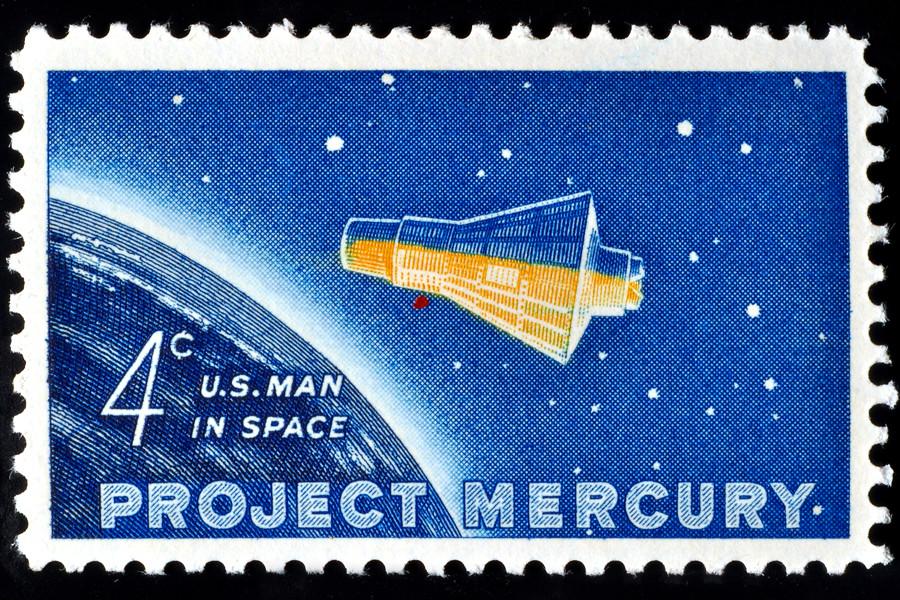 My favorite postage stamp