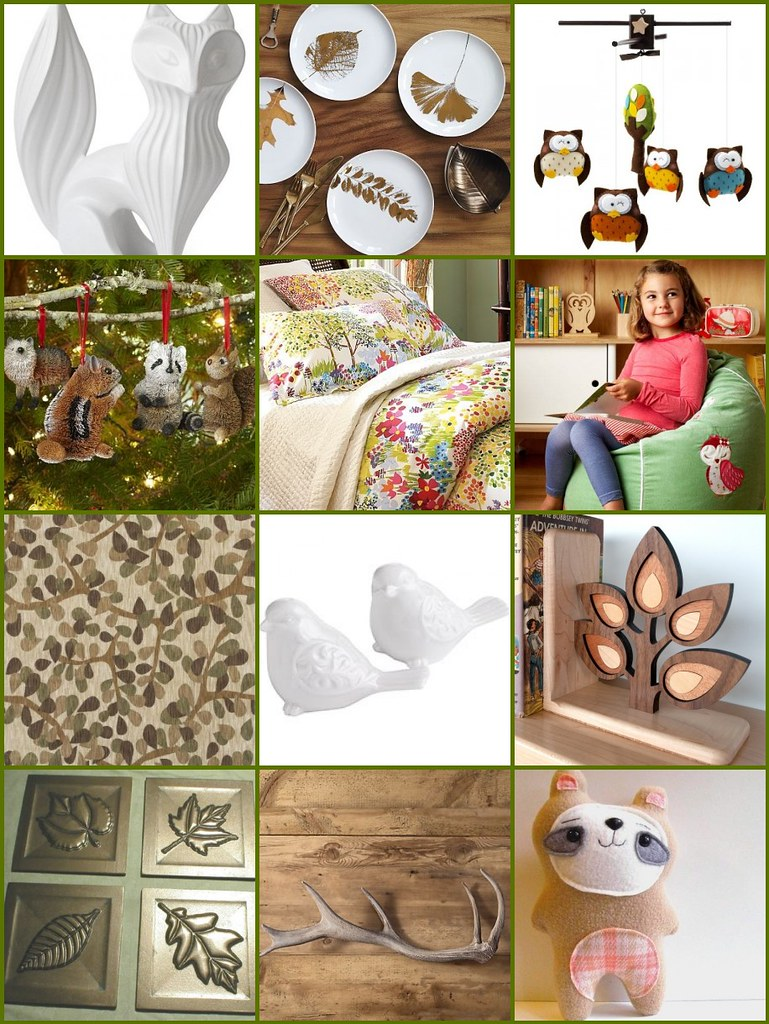 Woodland Gift Ideas