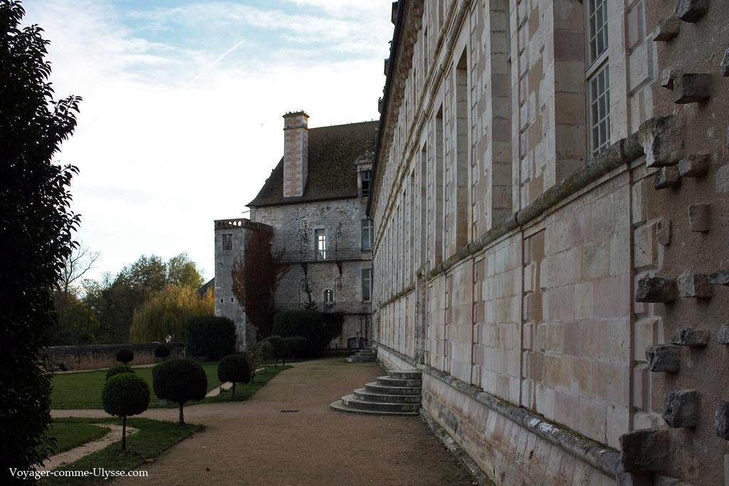 Le jardin de l'Abbaye