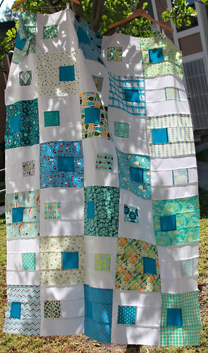 My Favorite Color - quilt top