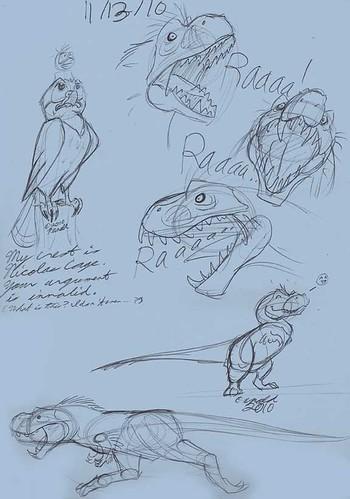 11.13.10 Sketchbook Page