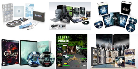 Collector's Editions deals, for 11/18/10 only