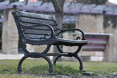 (StephenZacharias) Tags: canada bench winnipeg manitoba top10 theforks 8234 photovotr stephenzacharias