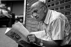 I can't believe the news today... (Thomas Leuthard) Tags: street lebanon up souls contrast photography schweiz switzerland newspaper blackwhite high aperture nikon flickr bestof close thomas candid flash creative streetphotography 85mm balls going olympus best arabic workshop creativecommons shutter knowledge 20mm popular beirut scandal f28 share 45mm collective collecting omd mostwanted hardcorestreetphotography bigballs gettingclose hamra streetphotographer highquality inpublic f17 candidportraits unasked streetporn brucegilden 500px eye5 leuthard lefteyed flickriver freeusage lumixgf1 vivanmaier 85mmstreetphotography thomasleuthard havingballs 85mmch 85mmstreetblog wwwthomasleuthardcom