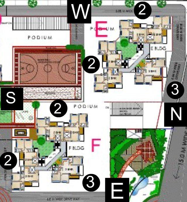 Teerth Towers E&F