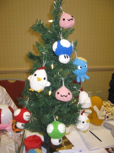 Amigurumi Christmas tree
