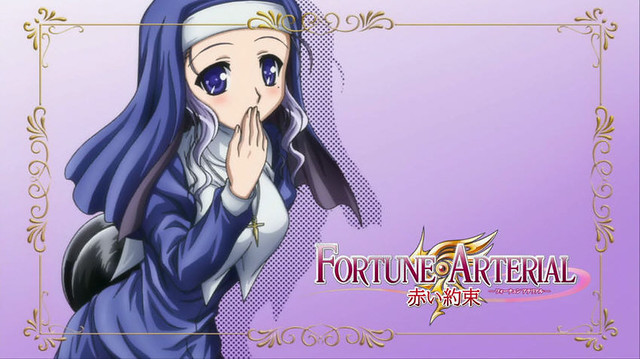 Fortune Arterial 赤い約束 EP07