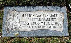 Saint Mary Catholic Cemetery and Mausoleum (seanbirm) Tags: cemeteries music cemetery saint illinois catholic mary blues mausoleum chicagoblues harmonica cookcounty bluesmusic bluesharp evergreenpark littlewalter saintmarycatholiccemeteryandmausoleum saintmarycatholiccemetery