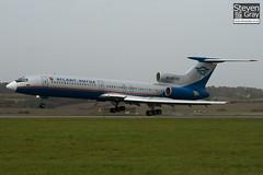 RA-85740 - 91A895 - Atlant-Soyuz Airlines - Tupolev TU-154M - Luton - 101102 - Steven Gray - IMG_4359