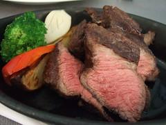 雪花牛肉 @ 法樂琪 C'est Bon Steak