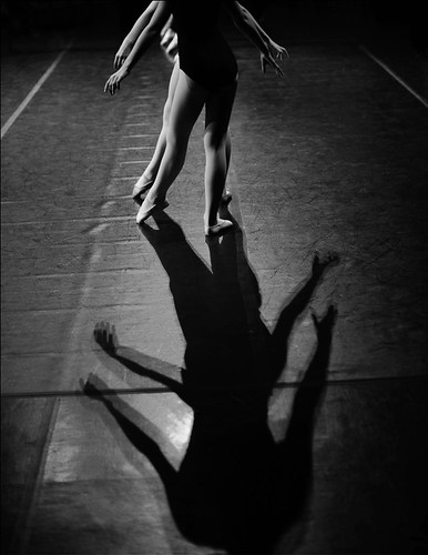 shadow dancers by Rick Elkins
