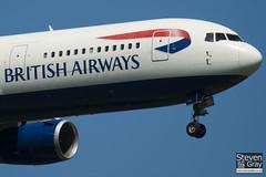 G-BNWN - 25444 - British Airways - Boeing 767-336ER - Heathrow - 100617 - Steven Gray - IMG_4104