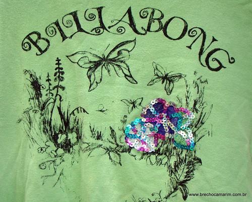 borboletas Billabong