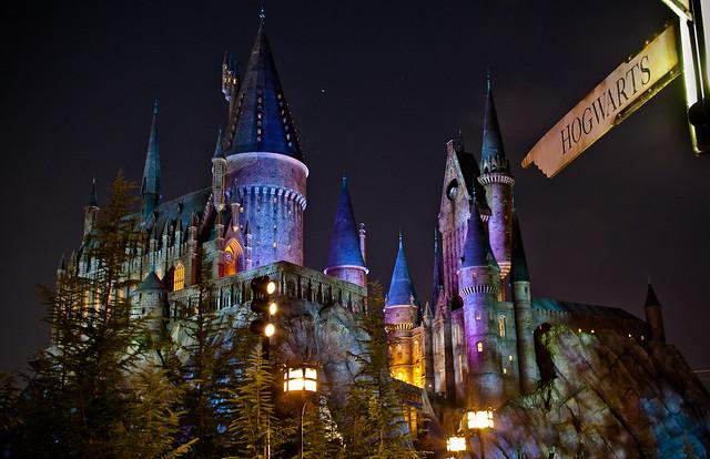 Universal Studios Orlando: Harry Potter theme park