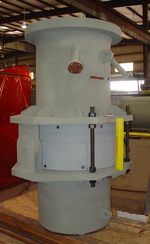 Hinged and Universal Expansion Joints with Refractory Lining