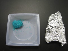how to make copper chloride