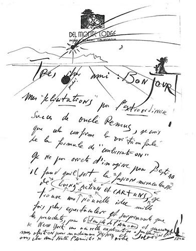 Walt Disney, Salvador Dali & 'Destino' (6b)