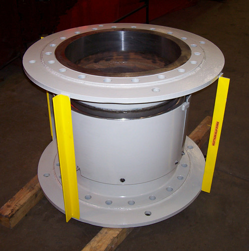 Single Tied Metallic Expansion Joints with Two-Ply Alloy Bellows