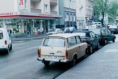 Trabant 601 Universal (vetaturfumare - thanks for 3 MILLION views!!!) Tags: street deluxe universal kombi trabant trabbi trabi 601 601s