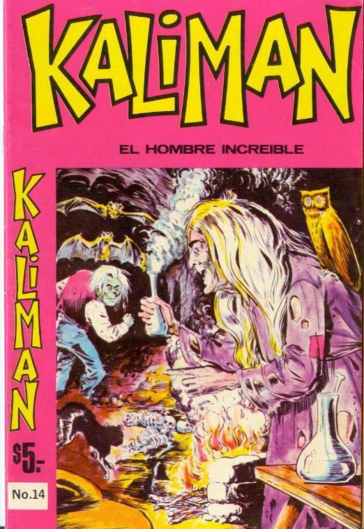 Kaliman 14